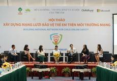 Hướng tới xây dựng mạng lưới bảo vệ trẻ em trên môi trường mạng