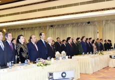Tổng Bí thư Nguyễn Phú Trọng cùng hơn 700 đại biểu dự Hội nghị Ngoại giao Việt Nam