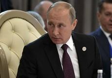 Tổng thống Nga Putin có thể dự Hội nghị thượng đỉnh Đông Á