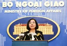 Việt Nam nêu phản ứng về khả năng Trung Quốc điều vũ khí hạt nhân ra Biển Đông