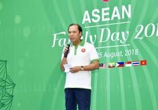 Thắt chặt tình đoàn kết đại gia đình ASEAN