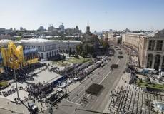 Ukraine duyệt binh lớn nhất trong lịch sử