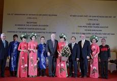 Lãnh đạo Việt Nam gửi điện chia buồn tới gia đình Thượng nghị sỹ John McCain