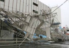 Chưa có thông tin công dân Việt bị ảnh hưởng vì bão Jebi ở Nhật
