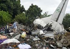 Rơi máy bay ở Nam Sudan, 18 người thiệt mạng