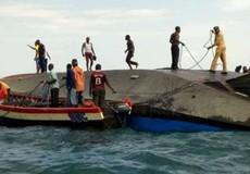 Chìm phà ở Tanzania, hơn 200 người có thể đã thiệt mạng