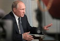 Tổng thống Putin nói về thái độ đối với phụ nữ ở Nga