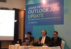ADB hạ dự báo tăng trưởng kinh tế của Việt Nam