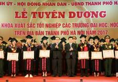88 thủ khoa xuất sắc năm 2018 sắp được Hà Nội vinh danh
