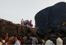 Tàu trật đường ray ở Ấn Độ, nhiều người thiệt mạng