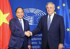 Ủy ban châu Âu thông qua EVFTA