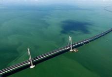 Trung Quốc khánh thành cây cầu vượt biển dài nhất thế giới