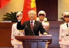 Thủ tướng Campuchia gửi thư chúc mừng Tổng Bí thư, Chủ tịch nước Nguyễn Phú Trọng