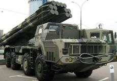 Nga trang bị pháo phản lực bắn loạt cho lực lượng tên lửa
