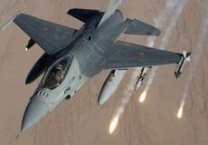 Bỉ phái F-16 bay chặn Su-27 của Nga trên biển Baltic