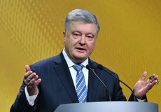 Ukraine tố Nga vẫn hiện diện quân sự dày đặc ở biên giới