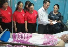 Hỗ trợ viện phí cho bệnh nhân nghèo tại Bệnh viện Hữu nghị Việt Nam – Cu Ba Đồng Hới