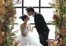 Lộ ảnh cưới lãng mạn và dàn sao dự đám cưới Trường Giang- Nhã Phương