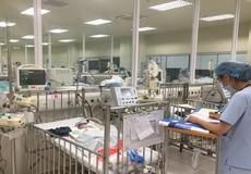 Sức khỏe bé trai có bố mẹ tử vong trong đám cháy gần Bệnh viện Nhi Trung Ương đã tiến triển