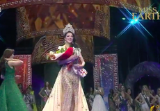 Nhan sắc Việt Nam - Nguyễn Phương Khánh giành vương miện Hoa hậu Trái đất