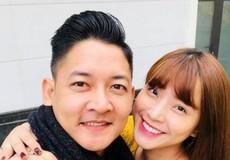 Diễn viên Thành Đạt xuống tóc cầu bình an khi vợ mang thai lần 3