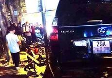 Danh tính nữ tài xế xe Lexus gây tai nạn liên hoàn khiến 6 người nhập viện
