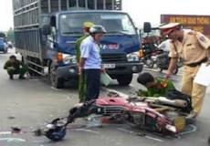 Gần 300 người chết trong 9 ngày Tết vì tai nạn giao thông