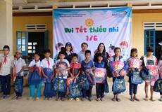 Masan Consumer tặng 300 phần quà cho trẻ vùng cao nhân ngày Quốc tế thiếu nhi