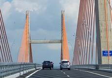 Lãnh đạo Cục Quản lý chất lượng công trình giao thông lên tiếng vụ lõm mặt cầu Bạch Đằng
