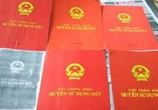 Bổ sung thêm các loại giấy tờ về quyền sử dụng đất