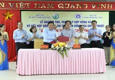 Bệnh viện Đa khoa Phú Thọ: Duy trì tính bền vững của gói kĩ thuật từ người cho sống