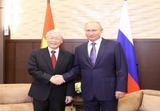 Củng cố quan hệ  Đối tác chiến lược toàn diện Việt- Nga