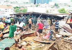 Khẩn trương thống kê thiệt hại sau bão số 8 để có biện pháp hỗ trợ