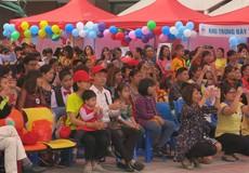 """600 trẻ tự kỷ tham gia Ngày hội """"Vòng tay yêu thương"""""""