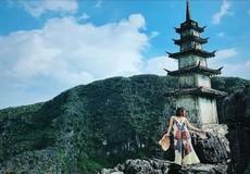 Ngắm nhìn cảnh đẹp ma mị như phim cổ trang ở Ninh Bình