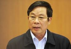 Xóa tư cách nguyên Bộ trưởng Bộ Thông tin và Truyền thông đối với ông Nguyễn Bắc Son