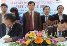 VNPT nhà tài trợ đồng cho Festival Huế 2016