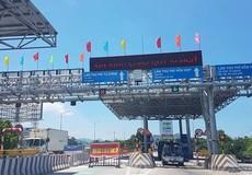 Xuất hiện tài xế dùng tiền lẻ qua trạm BOT Phước Tượng – Phú Gia