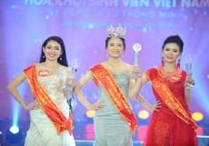 Nữ sinh Luật trở thành Hoa khôi Sinh viên Việt Nam 2018