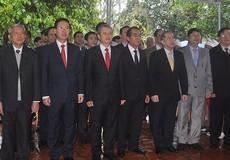 Tri ân người chiến sĩ cộng sản kiên trung, nhà lãnh đạo xuất sắc Nguyễn Chí Diểu.