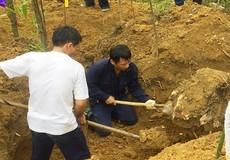 Tìm thấy 6 hài cốt liệt sỹ kèm di vật khắc tên ở Quảng Trị