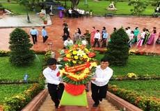 Sở Tư pháp tỉnh Quảng Trị dâng hương tưởng niệm các anh hùng liệt sỹ