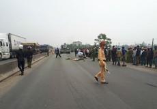 Hà Tĩnh: Xe tải va chạm xe máy, 2 người đàn ông chết tại chỗ