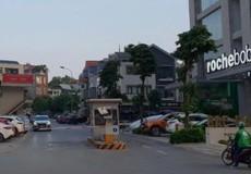 Hà Nội: Ban quản lý tòa nhà Bắc Hà Tower thay chính quyền xử phạt xe đỗ dưới lề đường?
