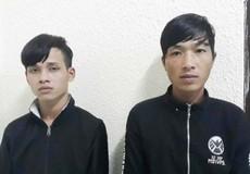 Thanh Hóa: Bắt hai đối tượng bị truy nã lẩn trốn ở các tỉnh phía Nam về quy án
