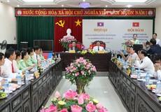 Tư pháp Thanh Hóa Ký biên bản ghi nhớ với Tư Pháp tỉnh Hủa Phăn (Lào)