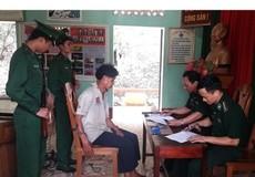 Thanh Hóa; Bắt giữ đối tượng người Lào vận chuyển hơn 1000 viên ma túy tổng hợp
