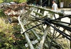 Lốc xoáy bất ngờ gây thiệt hại nặng nề ở Thanh Hóa