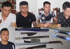 Bắt 'nhóm giang hồ' bịt mặt dùng súng bắn vào nhà dân