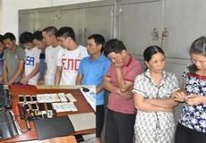 Liên tục triệt xóa nhiều đường dây cá độ bóng đá 'khủng' ở Thanh Hóa